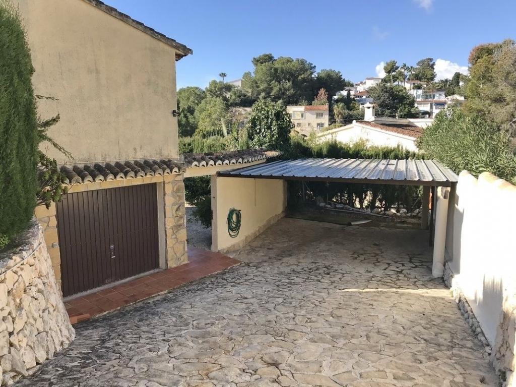 2 bed casa / chalet in Benissa