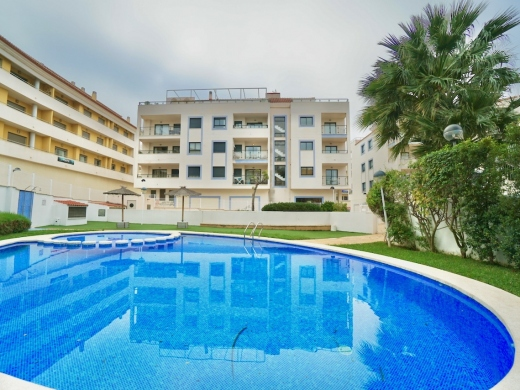 2 bed apartments - flats in Moraira