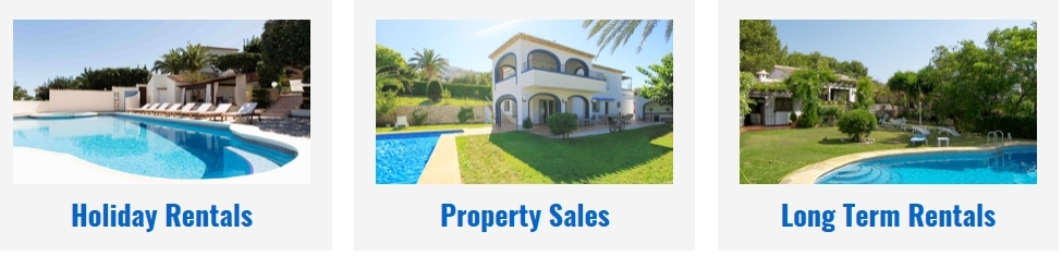 Spanish Property Website Long Term Rentals