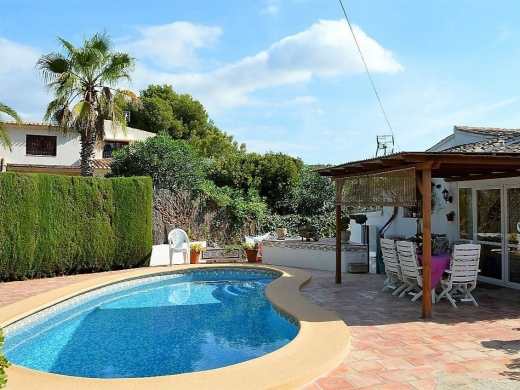 3 bed casa / chalet in Moraira