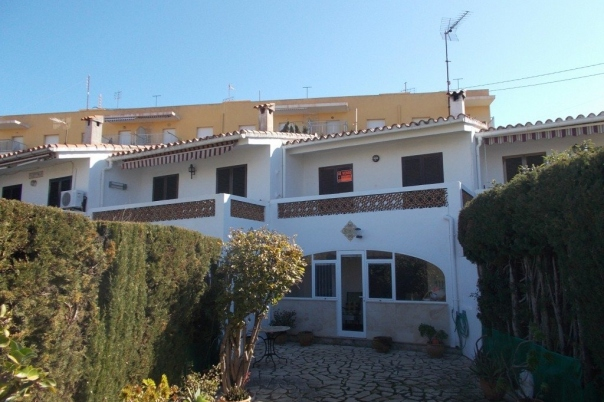 3 bed townhouse in Denia