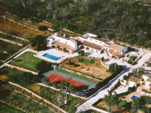 6 bed villas in Javea