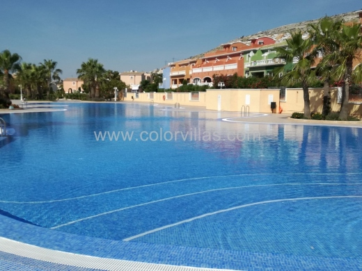 4 bed town house in Benitachell
