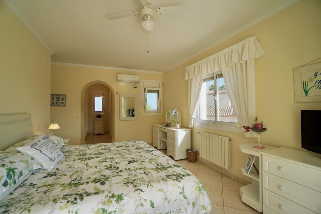 4 bed villas in Javea
