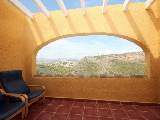 2 bed apartment in Moraira - Benitachell