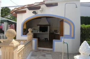 7 bed villa in Moraira