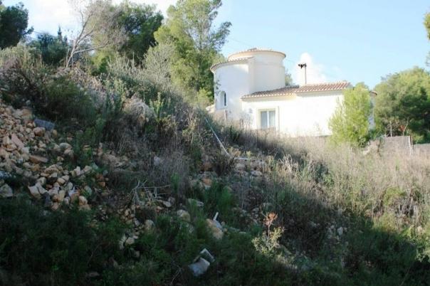 plots in Javea