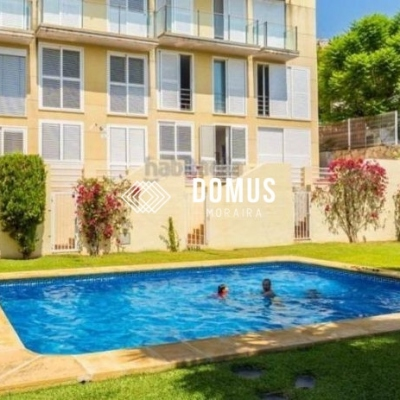 4 bed apartment in Javea