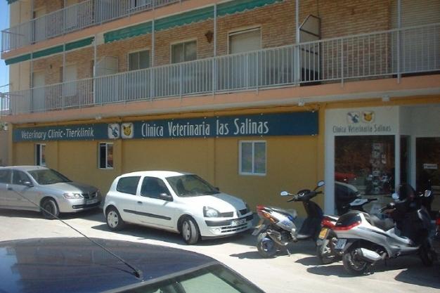 Clinica Veterinaria Las Salinas - Calpe Vet