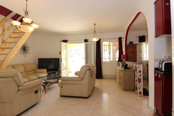 8 bed villa in Benissa Costa