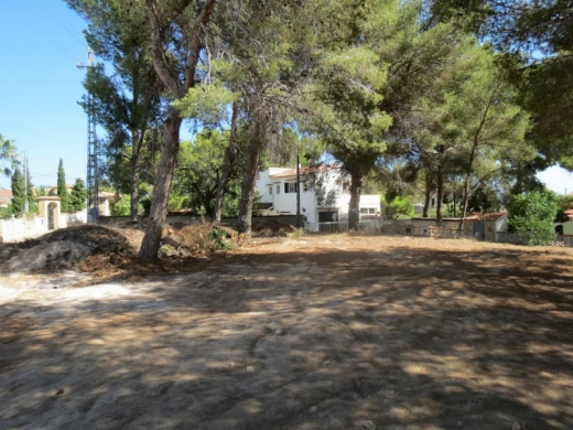 land for building in Benissa
