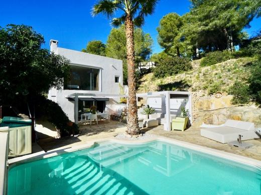 2 bed villa in Benissa