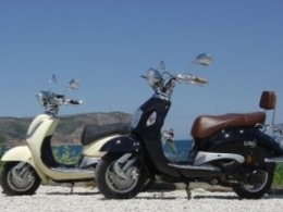 Javea Scooters - Scooter Hire