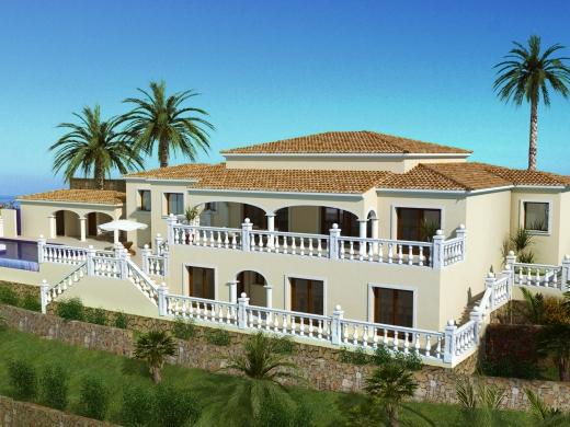 5 bed villas in Cumbre Del Sol