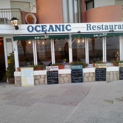 Summer Menu at Oceanic Restaurant Calpe