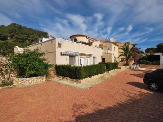 8 bed casa / chalet in Moraira