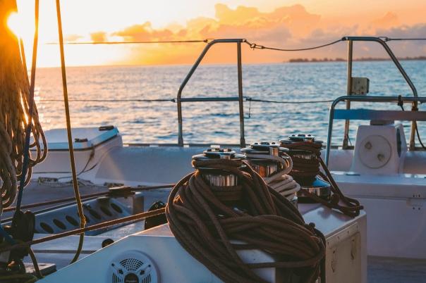 Olla de Altea Fireworks Catamaran Cruise & Dinner