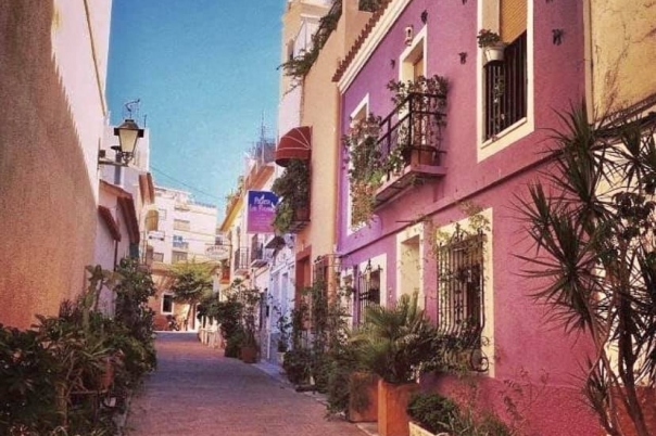 Guided Tours to the Old Town of Calpe