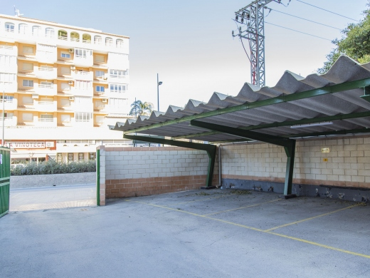 garage space in Calpe