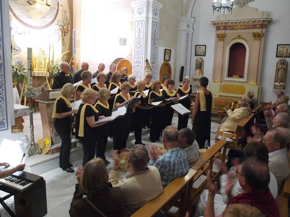 The English Choir Teulada