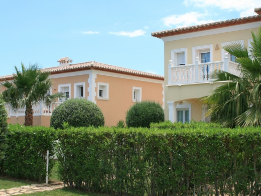 2 bed semi detached house in Calpe