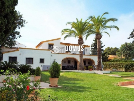 7 bed house in Javea