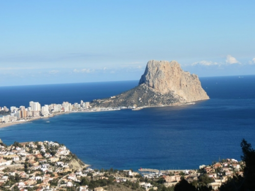 land for building in Calpe