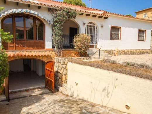5 bed villa in Benissa Costa