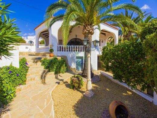 2 bed villa in Calpe