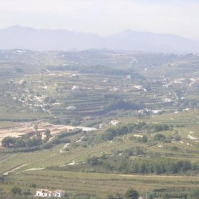 land in Benitachell