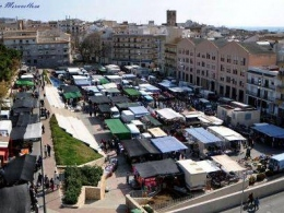 Markets in Javea: Weekly Market