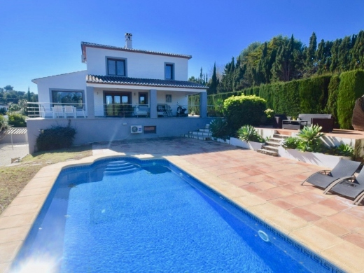 6 bed villa in Javea