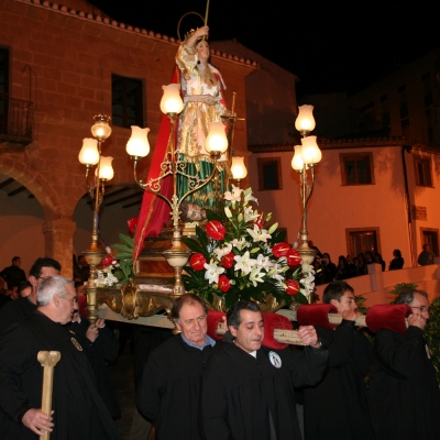 "Fiestas in Moraira: ""Santa Catalina"" (November 2018)"