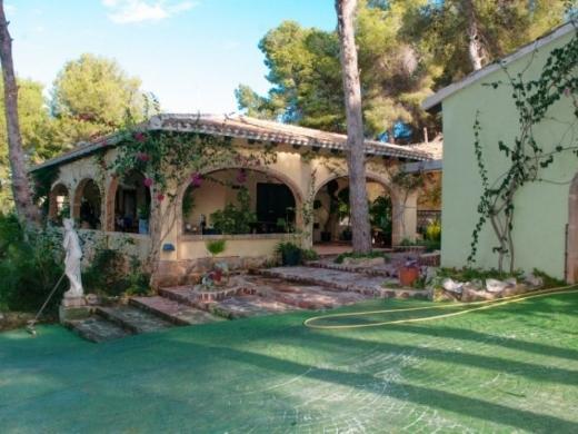 13 bed villa in Javea