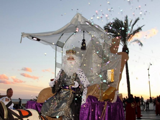 Fiestas in Moraira / Teulada: Three Kings (December 2020 / January 2021)