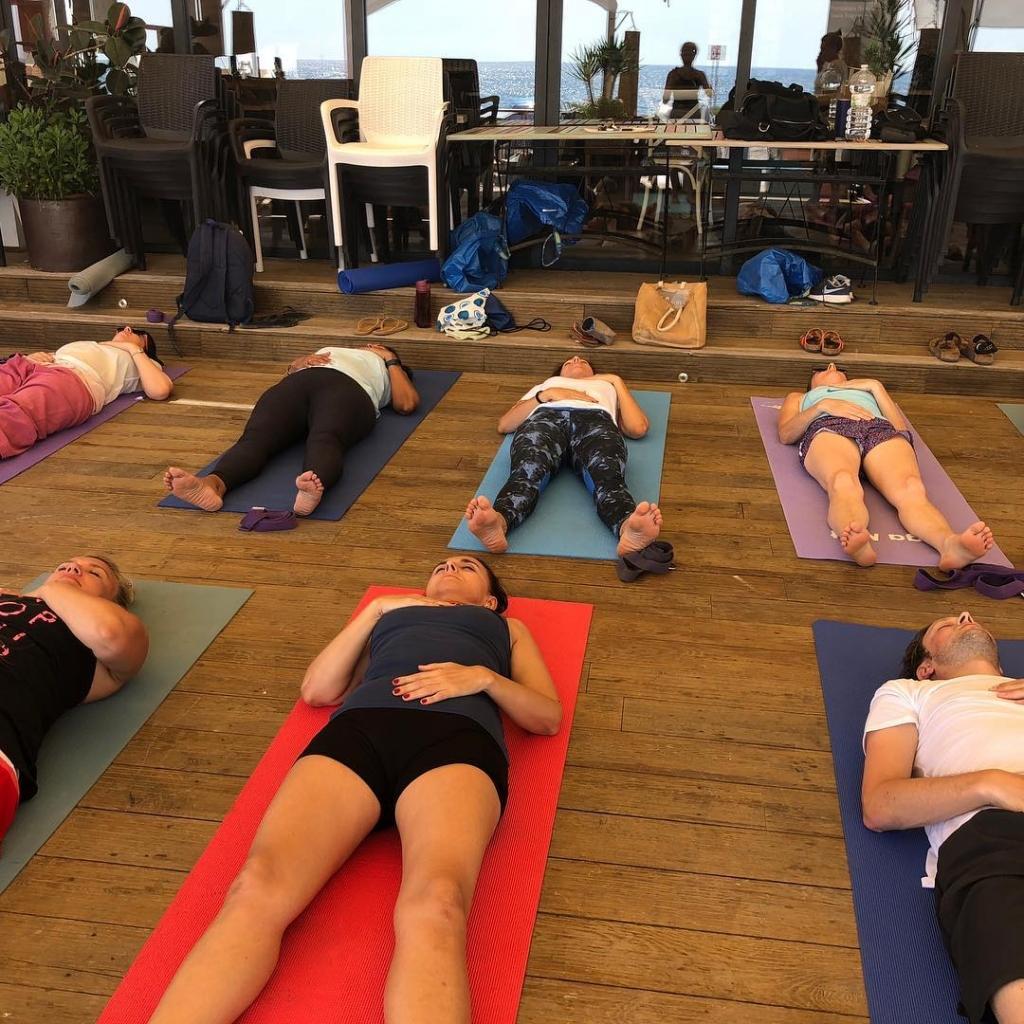 Francesca Stutely - Yoga & Wellbeing