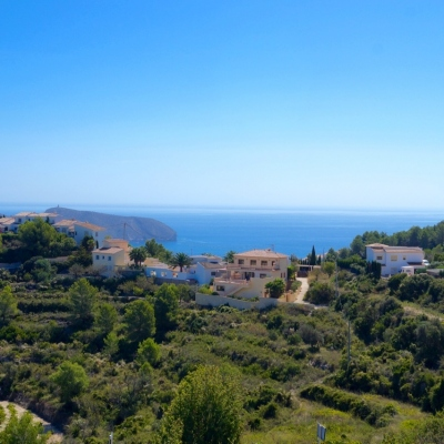 4 bed villas in Moraira