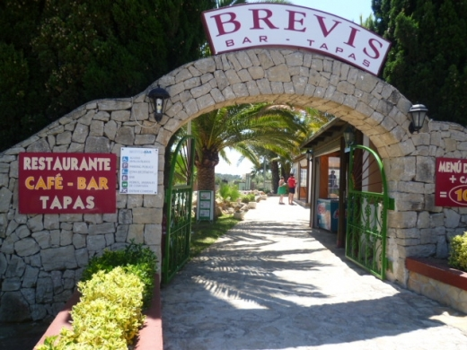 Brevis Moraira - Mini Golf, Bar, Tapas, Barbecue, Paella & Kids Parties