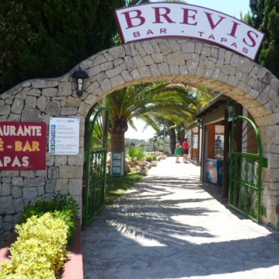 Brevis Mini Golf - Bar-Tapas-Barbecue