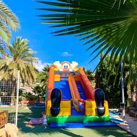 Brevis Moraira - Mini Golf, Bar, Tapas, Barbecue, Paella & Kids Parties