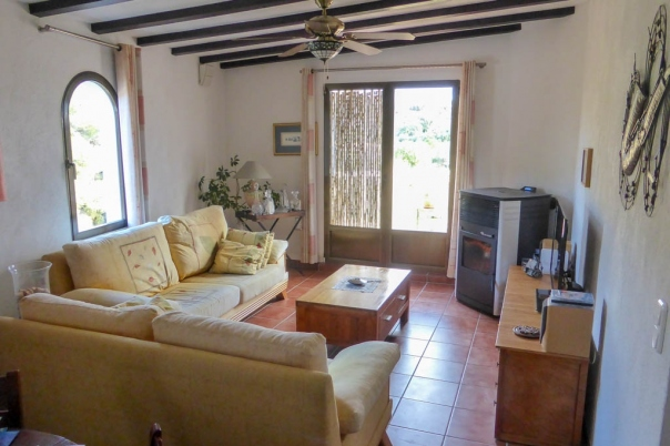 4 bed finca / country house in Benissa