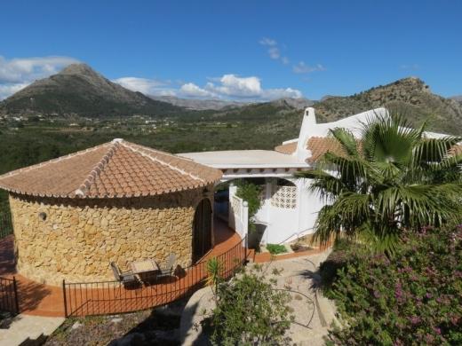 3 bed villa in Murla