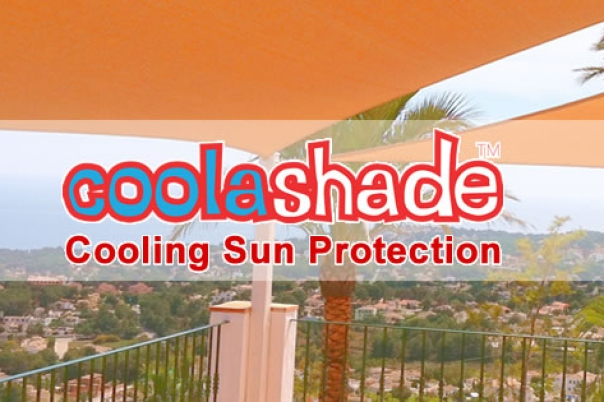 Coolashade - Shade Sails Installation Spain