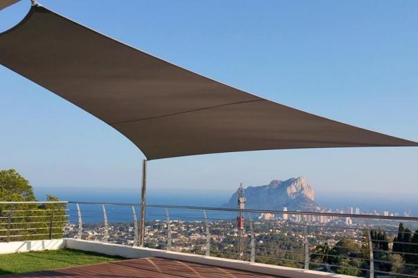Coolashade - Shade Sails Installation Spain