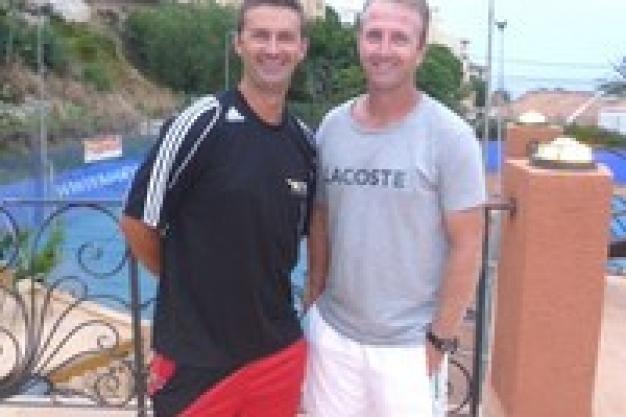 Maryvilla Tennis Club Calpe Tennis Clubs In Calpe Spain