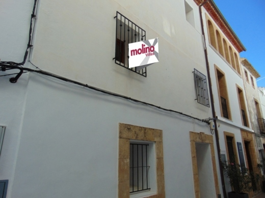 4 bed townhouses in Javea