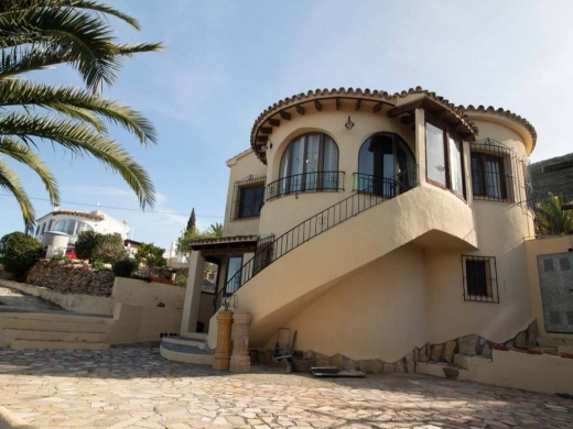4 bed villas in Javea