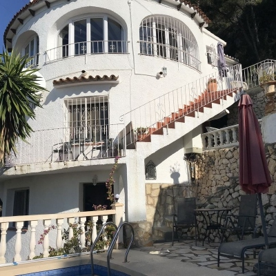6 bed casa / chalet in Benissa