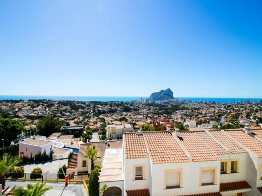 3 bed radhus in Calpe