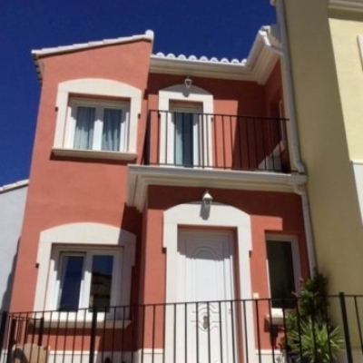2 bed bungalows & townhouses in Pedreguer